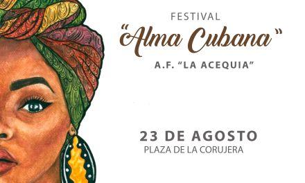 Festival «Alma Cubana» – Agrupación Folclórica La Acequia
