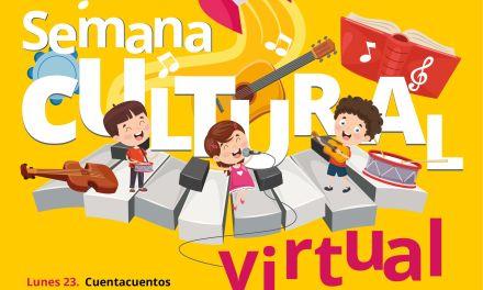 Santa Úrsula organiza una Semana Cultural Virtual del 23 al 27 de marzo