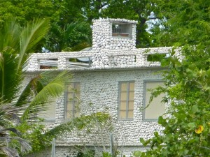 Seashell house Demere Key originally Sea Grape Lodge