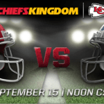 Click like if you think the Kansas City Chiefs are rocking it this year!   #chiefskingdom #chiefs  #kcchiefs  #GOCHIEFS!