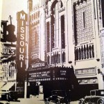 Missouri Theater 1927 St. Joseph Mo