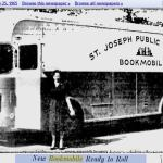 Bookmobile St. Joseph Missouri Public Library