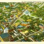 Aerial View of Saint Joseph Mo