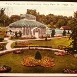 Krug Park Floral Pieces and Conservatory – St. Joseph Mo