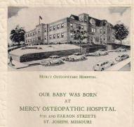 Mercy Hospital 9th & Faraon
