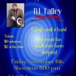 Comedy Hypnosis Show Saturday Moila Ballroom