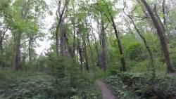 Beautiful Bike trails ride through Corby North – St. Joseph MO