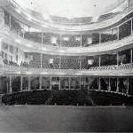 Interior of Tootle Opera House