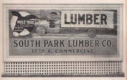 South Park Lumber Co
