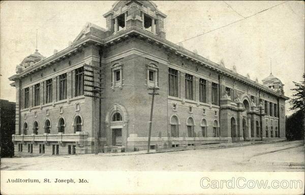 Old City Auditorium