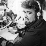 Wolfman Jack, the king of DJs, visiting KKJO in 1976 3