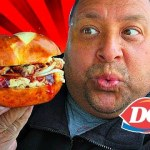 DQ® Kansas City BBQ Pulled Pork Sandwich REVIEW!
