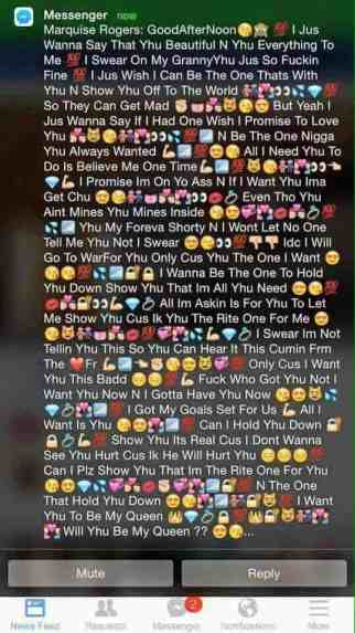 Cute Paragraphs For Her With Emojis Text Messages