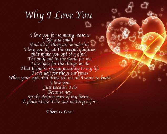 Sweet I Love You Photo For Him And Her
