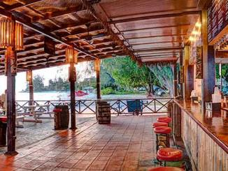 Tiki Bar Barbados