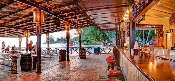 Tiki Bar Barbados
