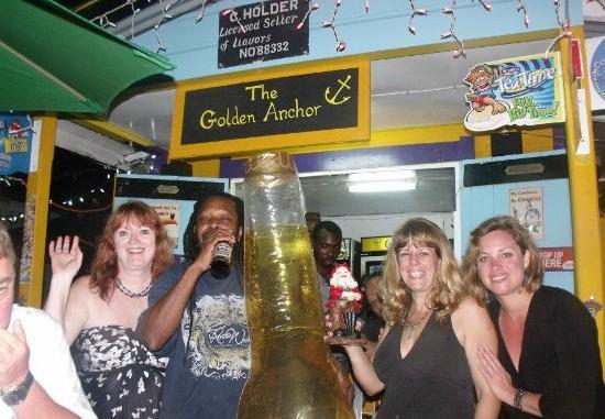 The Golden Anchor Barbados