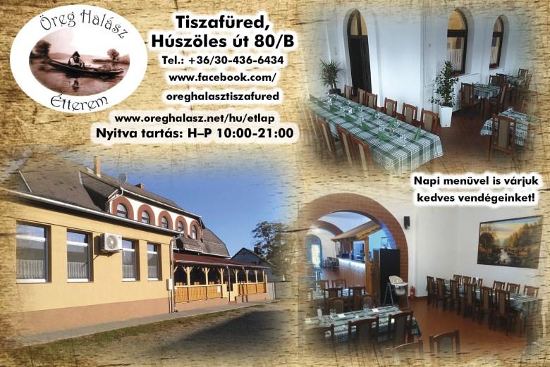 Öreg Halász Étterem