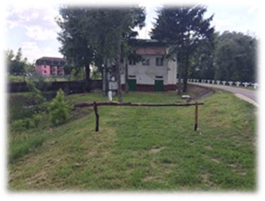 Szivattyútelep - Tiszafüred, Támlaposi rész
