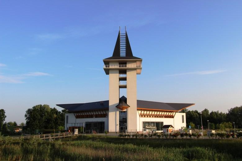 kocentrum főépület