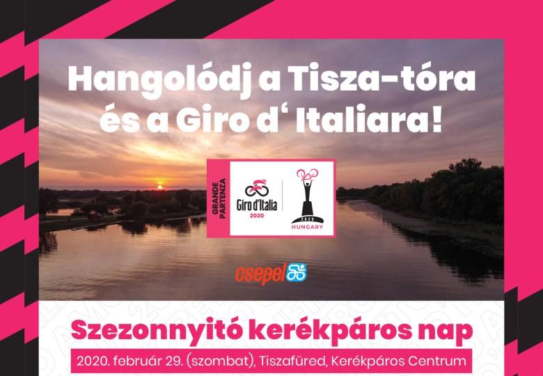 Hangolódj a Tisza-tóra és a Giro d'Italiara!.cdr