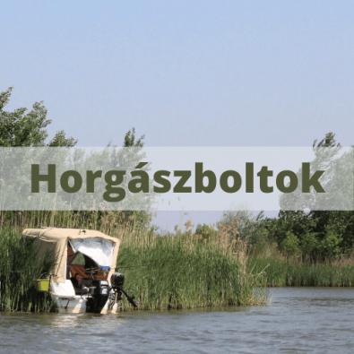 tisza-tavi horgászboltok tisza-tó horgászbolt
