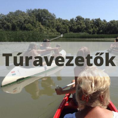 tisza-tavi túravezetők tisza-tó túravezetés