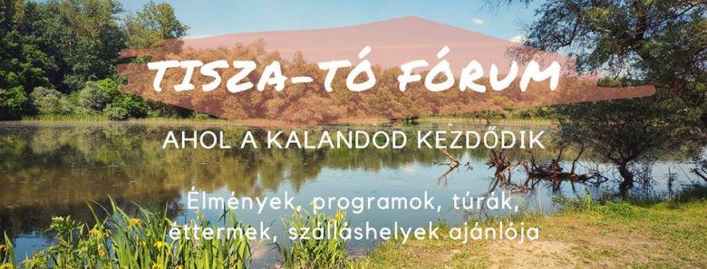 tisza-tó fórum