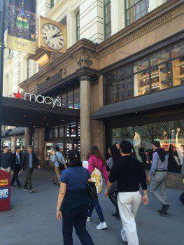 Macys entrance 2