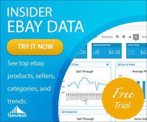 Terapeak - Insider eBay Data