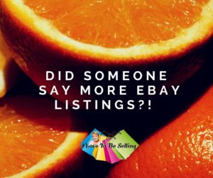 May 6 Means More Listing For eBay Stores!