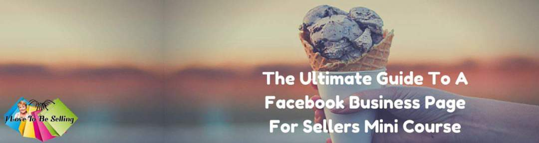 The Ultimate Guide to a Facebook Business Page for Sellers Mini Course