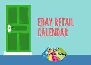 eBay Retail Calendar!