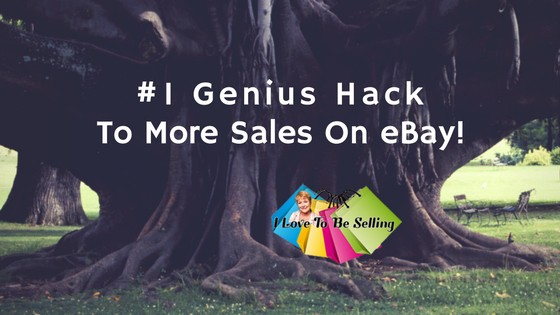#1 Genius Hack To More Sales on eBay!