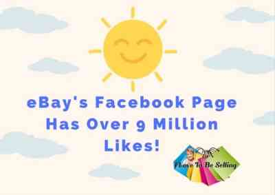 eBay Has A Lot Of Likes On Facebook!