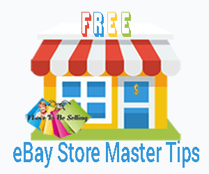 eBay Store Master Tips