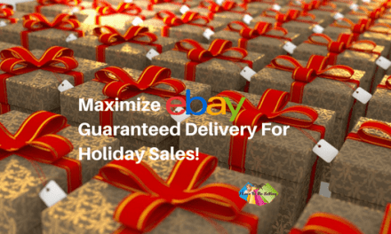 Maximize eBay Guaranteed Delivery For Holiday Sales!
