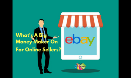 What's A Money Maker On eBay For Online Sellers?
