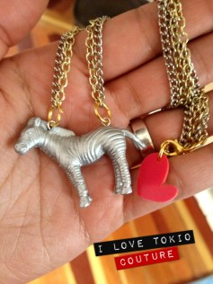 Silver Animals i Love Tokio Couture 5
