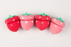 strawberry rollers