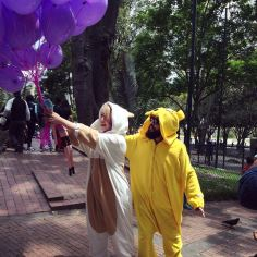 Harajuku walk Colombia 2