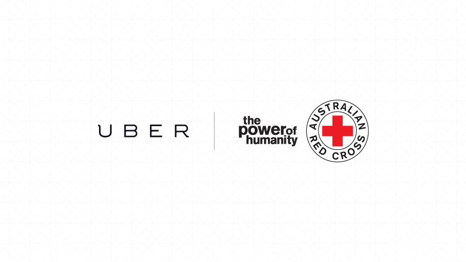 Good on you Uber! The Red Cross Clothing Drive