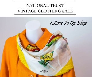 national trust vintage clothing sale 1