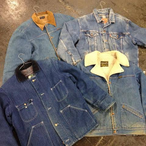 Denim Jackets at $25