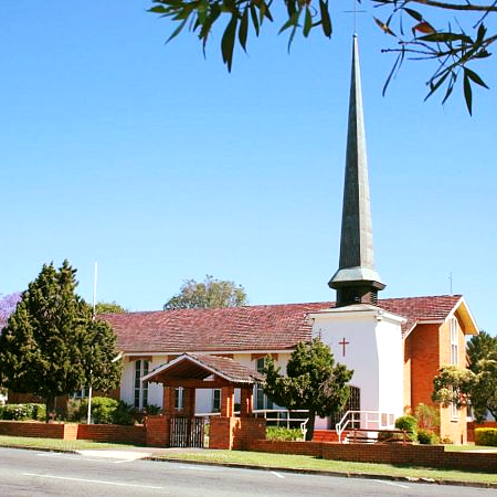 Beaudesert Anglican Church Op Shop Opening