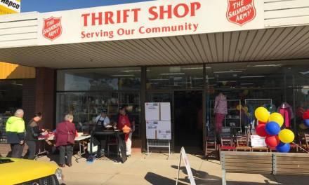 Leongatha Salvation Army Grand Re-Opening