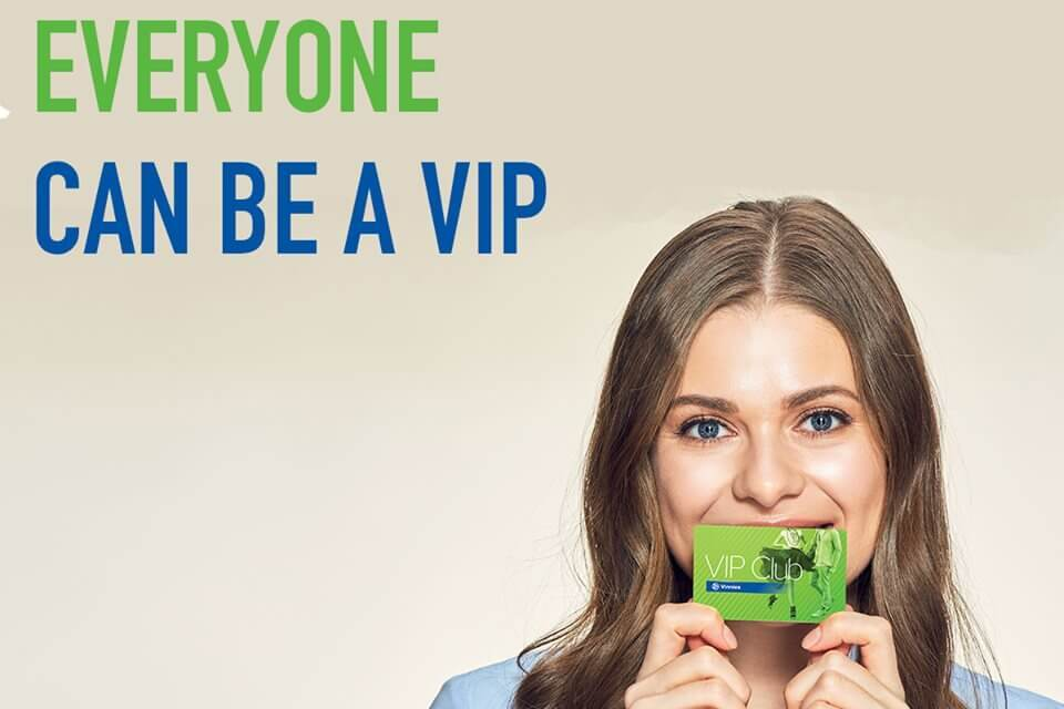 Vinnies VIP Club Cards Launched