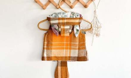 10 Upcycled Wool Blanket Ideas