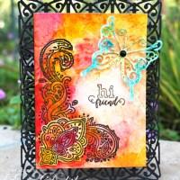Joy Clair Guest Design:  Bandana Bits