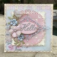 Cheery Lynn Designs:  Hello
